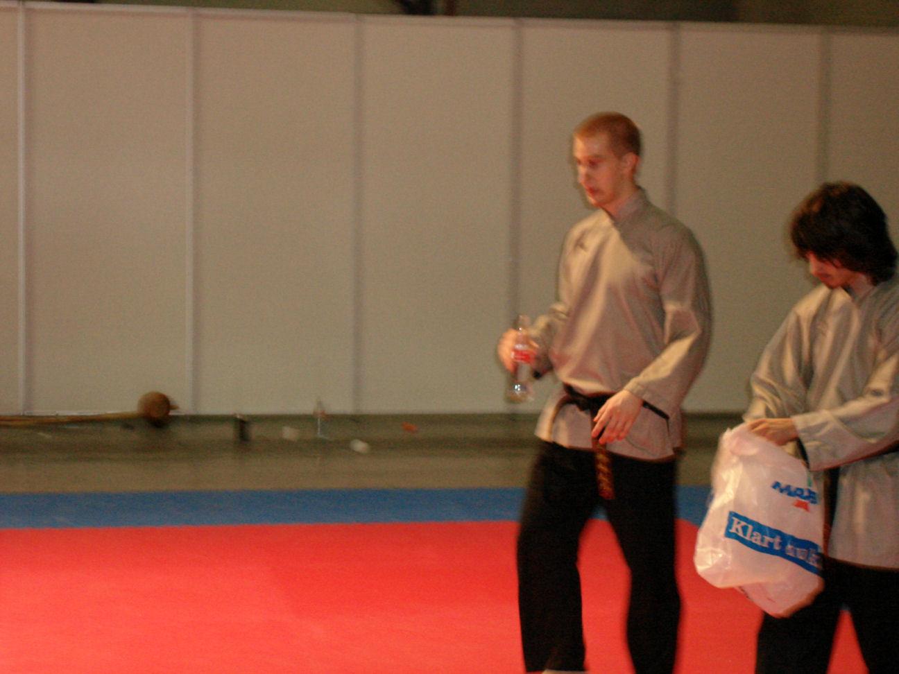 Bilde fra Fitnessmessen 2008