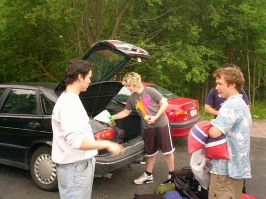 Bilde fra Sommerleir 2004