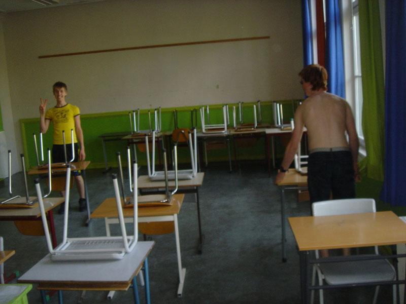 Bilde fra Sommerleir 2006