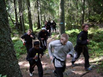 Bilde fra Sommerleir 2007