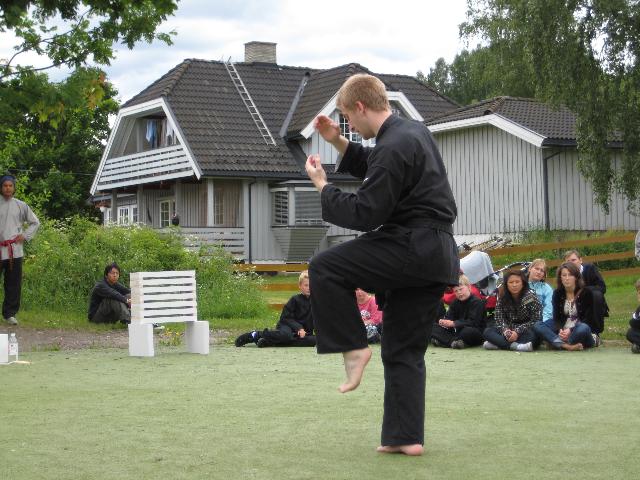 Bilde fra Sommerleir 2008