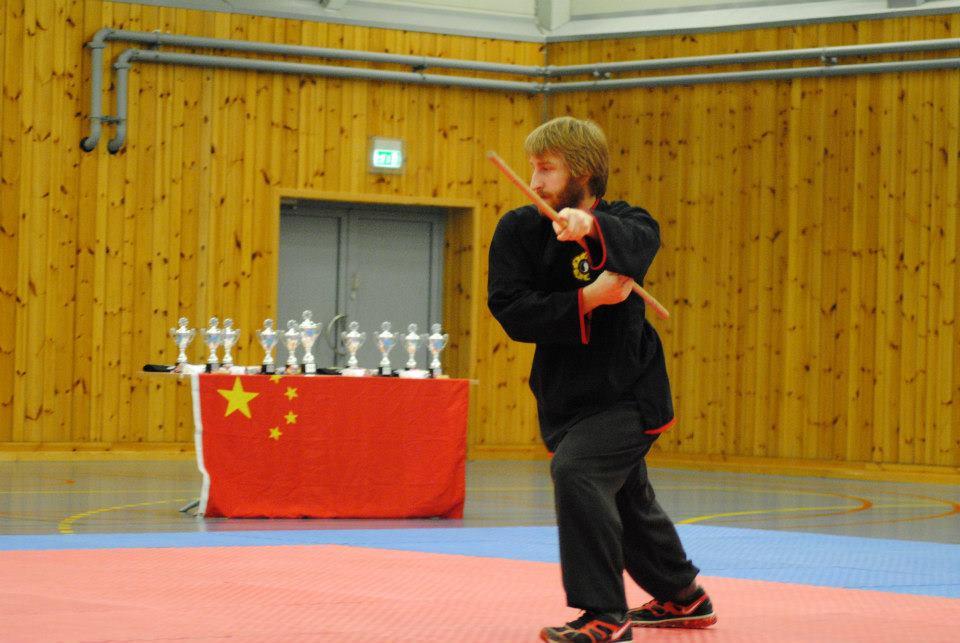Bilde fra Wushu NM 2012